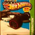 2013 Hot Wheels #55 Bad Ratitude