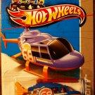 2013 Hot Wheels #42 Propper Chopper