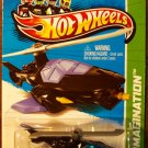 2013 Hot Wheels #64 Batcopter