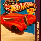 2013 Hot Wheels #185 Custom Cadillac Fleetwood