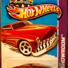 2013 Hot Wheels #183 Purple Passion RED