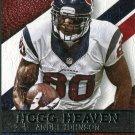 2014 Absolute Football Card Hogg Heaven #17 Andre Johnson
