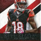 2014 Absolute Football Card Hogg Heaven #73 A J Green