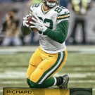 2016 Prestige Football Card #74 Richard Rodgers