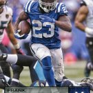 2016 Prestige Football Card #84 Frank Gore