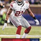 2016 Prestige Football Card #133 Landon Collins