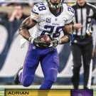 2016 Prestige Football Card #111 Adrian Peterson