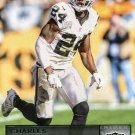 2016 Prestige Football Card #145 Charles Woodson