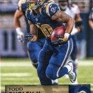 2016 Prestige Football Card #180 Todd Gurley II