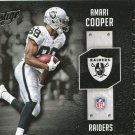 2016 Prestige Football Card Hardware #2 Amari Cooper