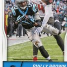 2016 Score Football Card #47 Philly Brown