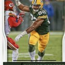 2016 Score Football Card #122 Richard Rodgers