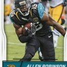 2016 Score Football Card #151 Allen Robinson