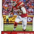 2016 Score Football Card #165 Chris Conley