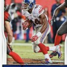 2016 Score Football Card #211 Andre Williams