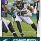 2016 Score Football Card #241 DeMarco Murray