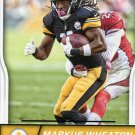 2016 Score Football Card #256 Markus Wheaton
