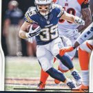 2016 Score Football Card #262 Danny Woodhead
