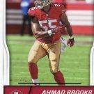 2016 Score Football Card #280 Ahmad Brooks