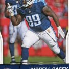 2016 Score Football Card #318 Jurrell Casey