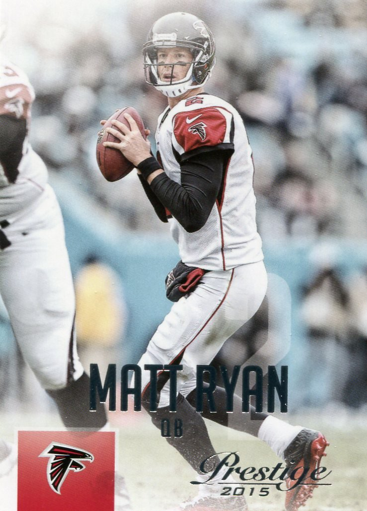 2015 Prestige Football Card #129 Matt Ryan