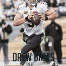 2015 Prestige Football Card #142 Drew Brees