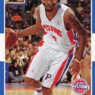 2007 Fleer Basketball Card #3 Richard Hamilton