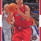 2007 Fleer Basketball Card #19 Rasho Nesterovic