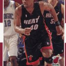2007 Fleer Basketball Card #27 Udonis Haslem