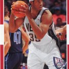 2007 Fleer Basketball Card #36 Jason Collins
