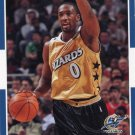2007 Fleer Basketball Card #42 Gilbert Arenas
