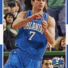2007 Fleer Basketball Card #52 J J Redick
