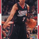 2007 Fleer Basketball Card #64 Andre Miller