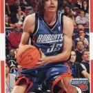 2007 Fleer Basketball Card #69 Adam Morrison