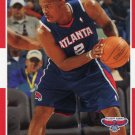 2007 Fleer Basketball Card #82 Joe Johnson