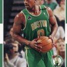 2007 Fleer Basketball Card #98 Leon Powe