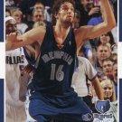 2007 Fleer Basketball Card #100 Pau Gasol