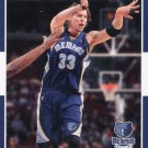 2007 Fleer Basketball Card #105 Mike Miller