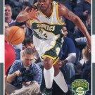 2007 Fleer Basketball Card #110 Chris Wilcox