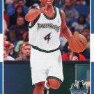 2007 Fleer Basketball Card #127 Randy Foye