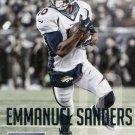 2015 Prestige Football Card #157 Emmanuel Sanders