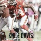 2015 Prestige Football Card #166 Knile Davis