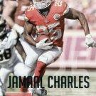 2015 Prestige Football Card #167 Jamaal Charles