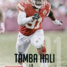 2015 Prestige Football Card #169 Tamba Hall