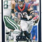 2016 Score Football Card Stoppers #2 J J Watt