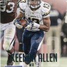 2015 Prestige Football Card #176 Keenan Allen