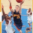 2007 Fleer Basketball Card #151 Andris Biedrins