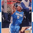 2007 Fleer Basketball Card #159 Carmelo Anthony