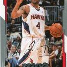 2008 Upper Deck MVP Basketball Card Silver Script #3 Acie Law IV