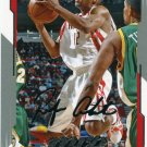 2008 Upper Deck MVP Basketball Card Silver Script #56 Rafer Alston
